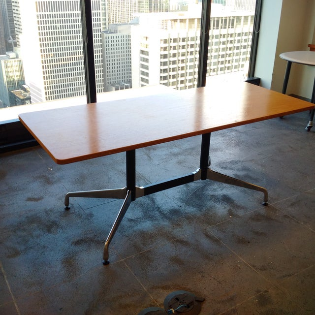 Eames Table in Ash - Image 4 of 6