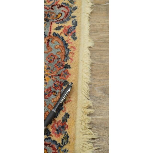 Karastan 10'x16' Kirman Vintage Large Room Size Carpet Rug #759 For Sale - Image 11 of 13