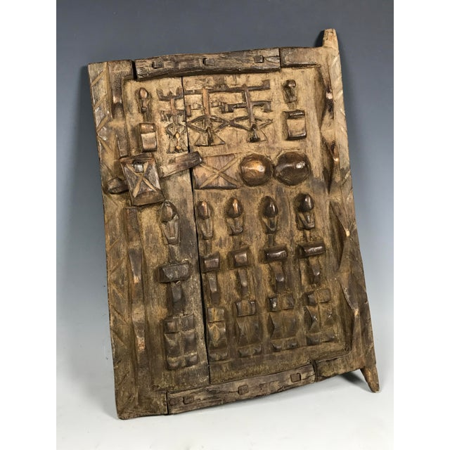 African Art Dogon Panel - Image 3 of 7