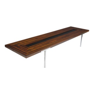 Santos Rosewood Coffee Table For Sale
