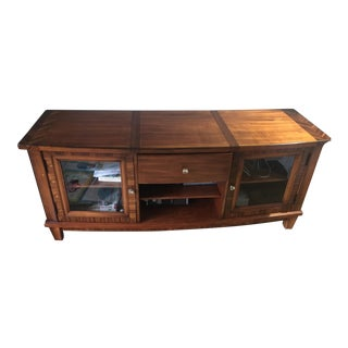 Somerton Dwelling Runway Tv Console For Sale