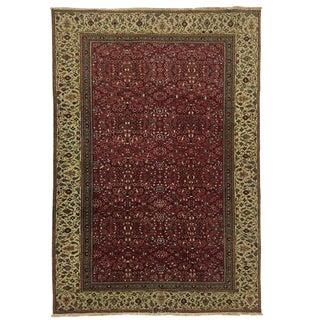 Vintage Turkish Kayseri Carpet | 3'6 X 5'3