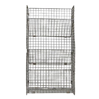 Collapsible Wire Organizer For Sale