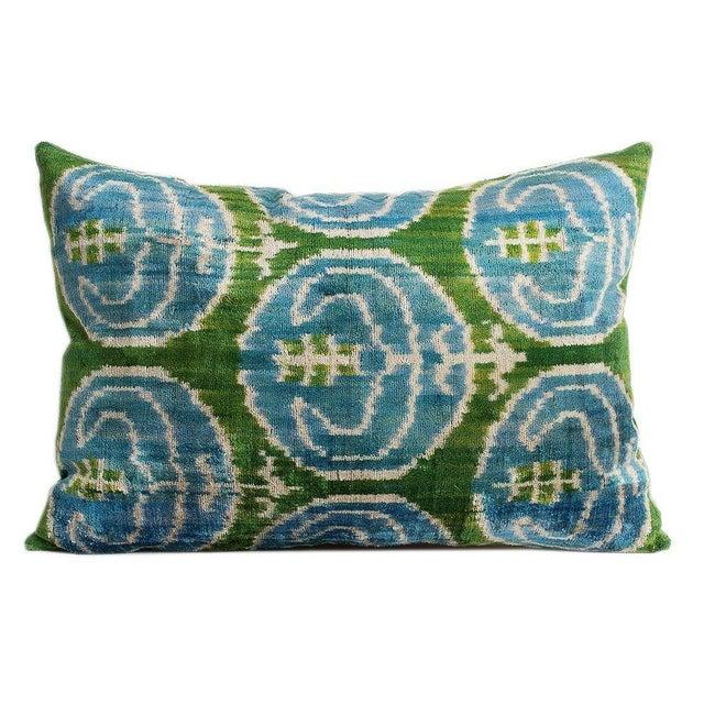Ottis Silk Velvet Pillow For Sale