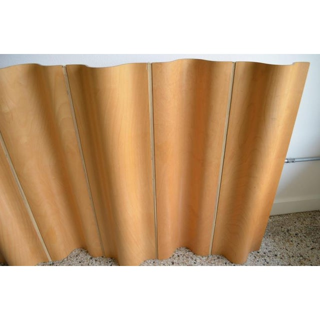 Charles Eames Ash Screen for Herman Miller, Circa 1950s - Image 3 of 10