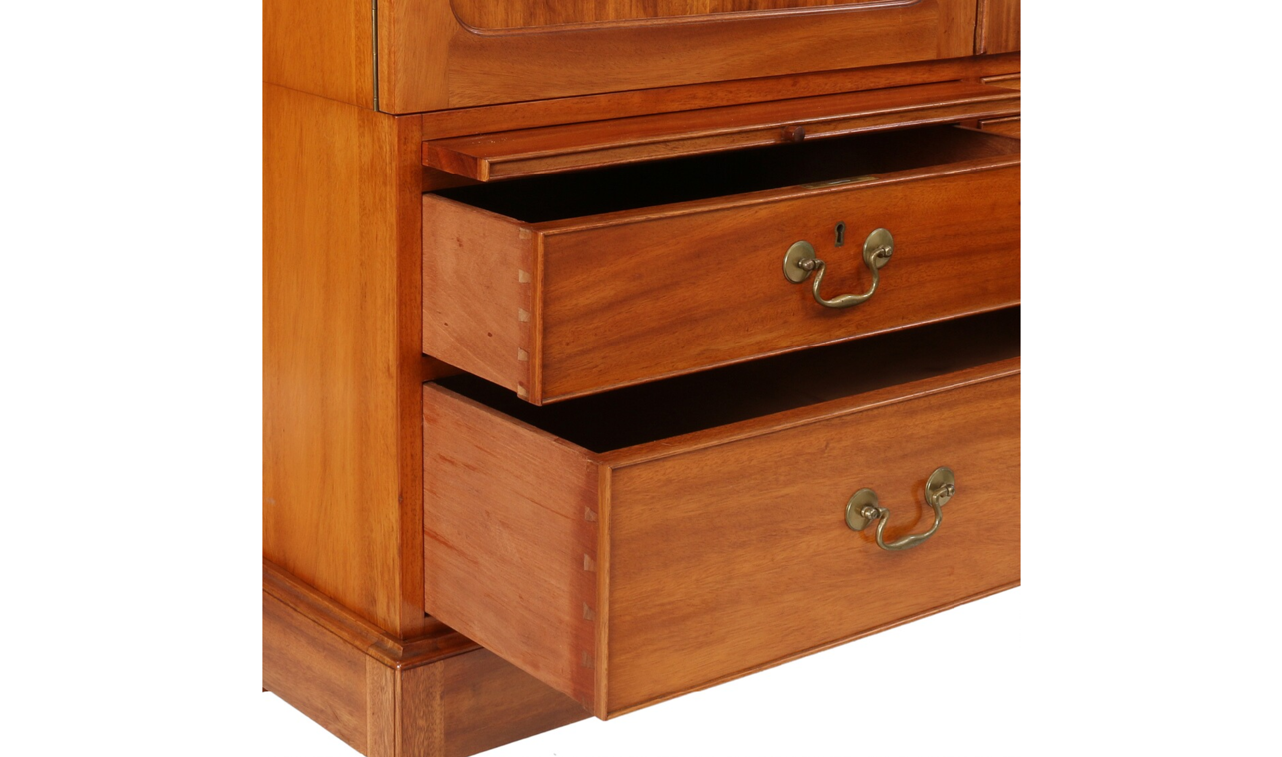 Rud Rasmussen Kaare Klint Cuban For Rud Rasmussen Mahogany Cabinet For Sale    Image 4 Of