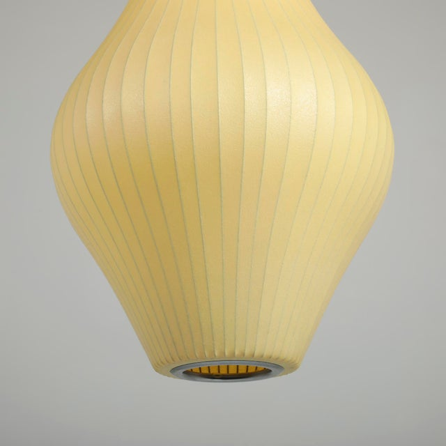 1950s 1950s Vintage George Nelson for Howard Miller Bubble Lamp For Sale - Image 5 of 8