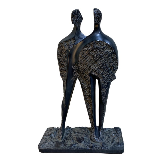 Vintage Austin Productions Modernist Sculpture For Sale