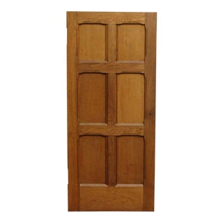 Cherry Wood Vintage Door