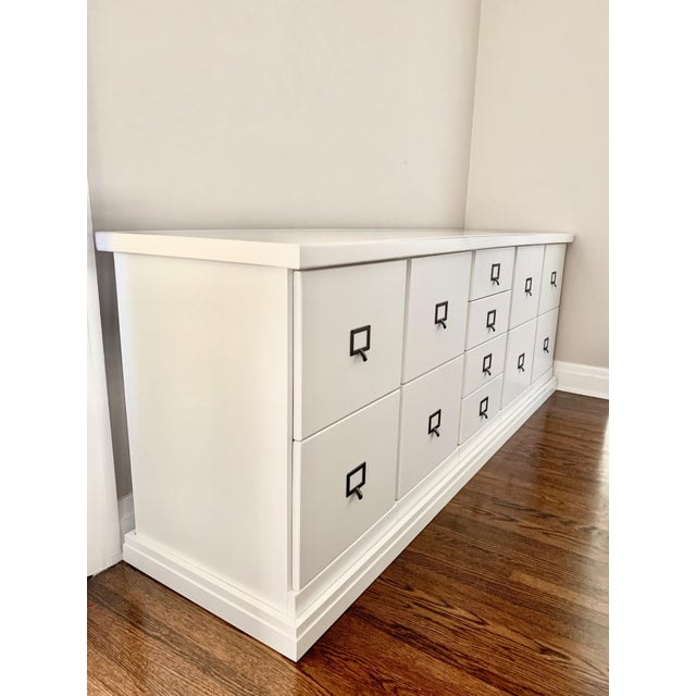 2020s Ballard Designs Home Office File Storage Credenza For Sale - Image 5 of 6