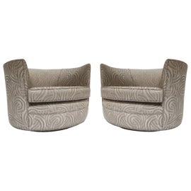 Image of Art Deco Tub Chairs