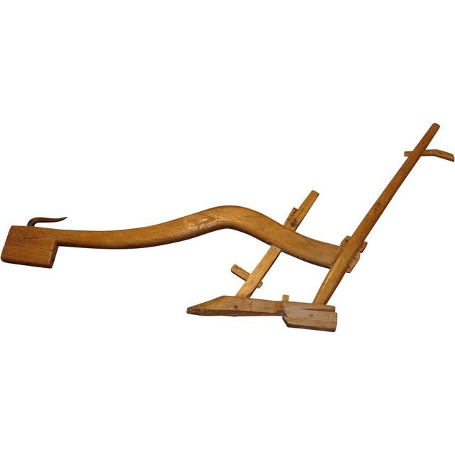 Traditional Chinese Plough - Image 3 of 3
