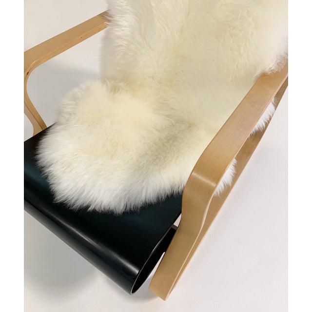 "Wood Alvar Aalto Armchair 41 ""Paimio"" Lounge Chair For Sale - Image 7 of 11"