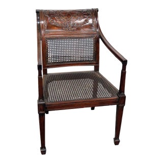 Early 20th Century Vintage Louis XIV Style Armchair For Sale