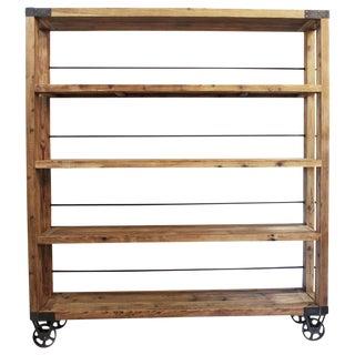 Industrial Castor Shelf For Sale