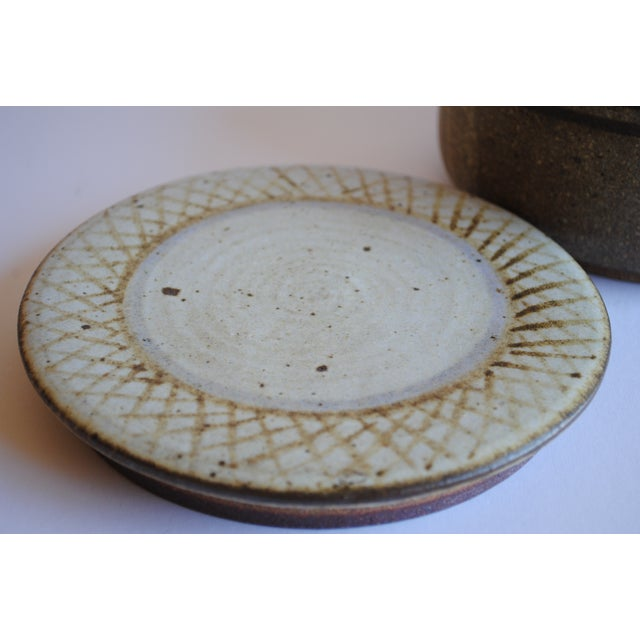Vintage Studio Pottery Bowl - Image 6 of 8