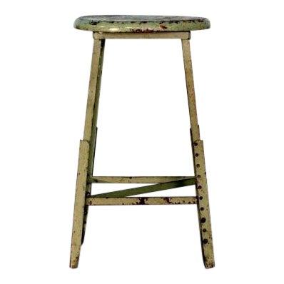 Surprising 1940S Vintage Industrial Adjustable Bar Stools A Pair Cjindustries Chair Design For Home Cjindustriesco