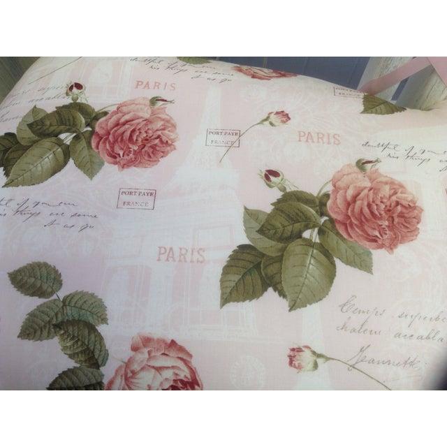 Custom Floral Ballerina Bench - Image 6 of 6