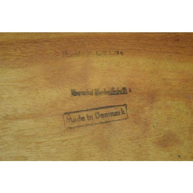 Hornslet Møbelfabrik Danish Teak Dining Table W/ 2 Leaves - Image 10 of 11