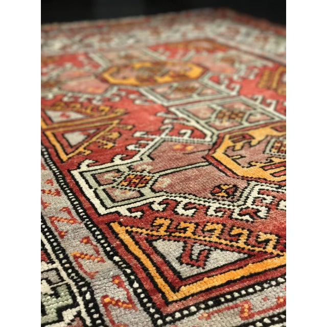 """Bellwether Rugs Vintage Turkish Oushak Small Area Rug - 4'4""""x6'6"""" - Image 6 of 11"""