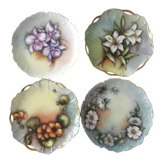 Helen Hale Hand Painted Bowls - Set of 4 For Sale