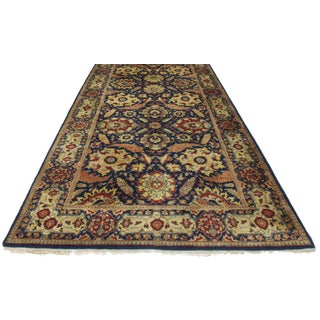 Gallery-Size Persian Style Runner - 6′ × 24′5″ For Sale