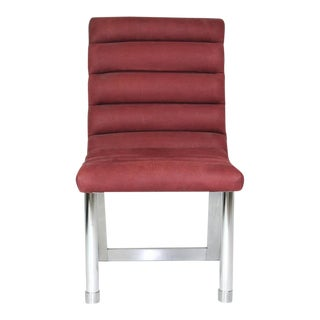 "Jay Spectre for Century ""Eclipse"" Side Chair For Sale"