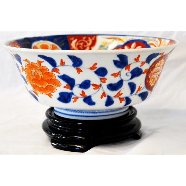 Japanese Imari Porcelain Bowl - Image 7 of 7