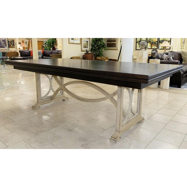 Habersham Tribeca Dining Table For Sale - Image 13 of 13