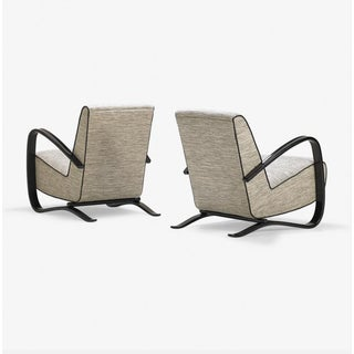 Early 20th Century Vintage Jindrich Halabala Lounge Chair Preview