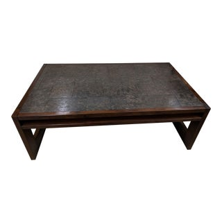 Century Furniture Anthony Cocktail Table For Sale