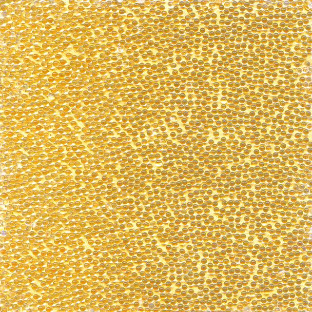 Sample, Maya Romanoff Beadazzled - Glass Beads Wallcovering For Sale - Image 9 of 9