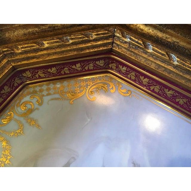 """Triumph der Venus"" Royal Vienna Platter For Sale In New York - Image 6 of 7"