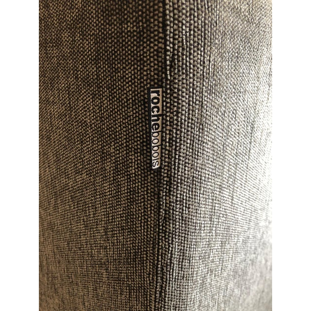 Roche Bobois Roche Bobois Elixir Model Upholstered 4-Seat Sofa For Sale - Image 4 of 9
