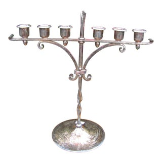 Antique Roycroft Candelabra For Sale
