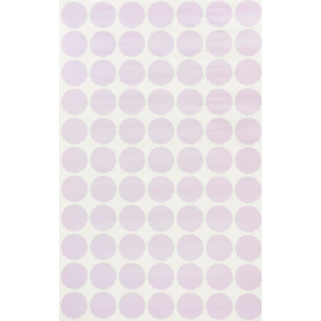 Based on our Fuzz fabric design, this mid-scale dot makes a fun, graphic statement and provides a stylish backdrop for the...