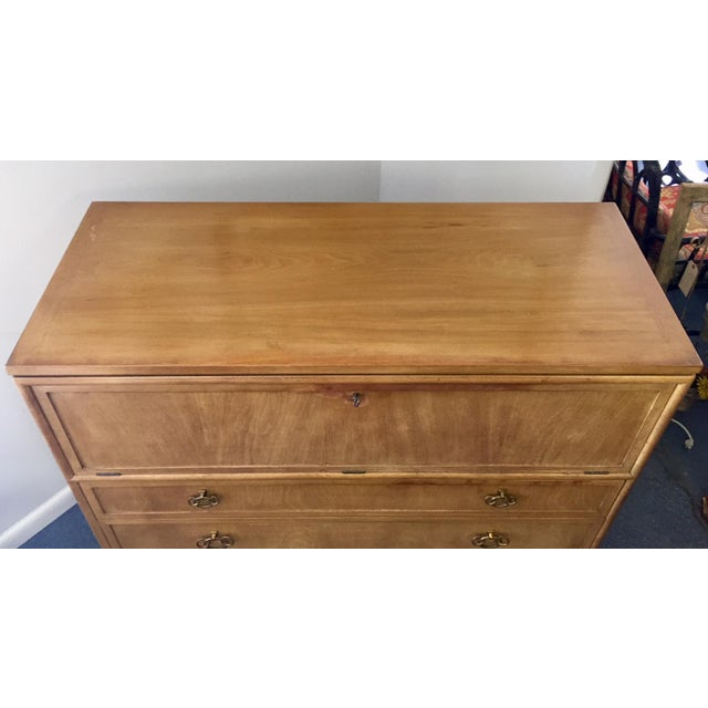 1950s Vintage Renzo Rutili for Johnson Hadley Johnson Chest of Drawers For Sale - Image 11 of 12