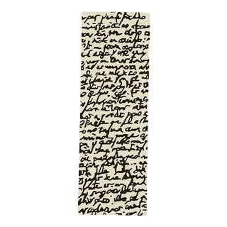 Nanimarquina Manuscrit Hand Tufted Runner 80X240 For Sale