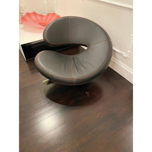 Roche Bobois Roche Bobis Nuage Chair For Sale - Image 4 of 5