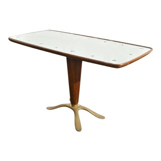 Side Table by Paolo Buffa For Sale