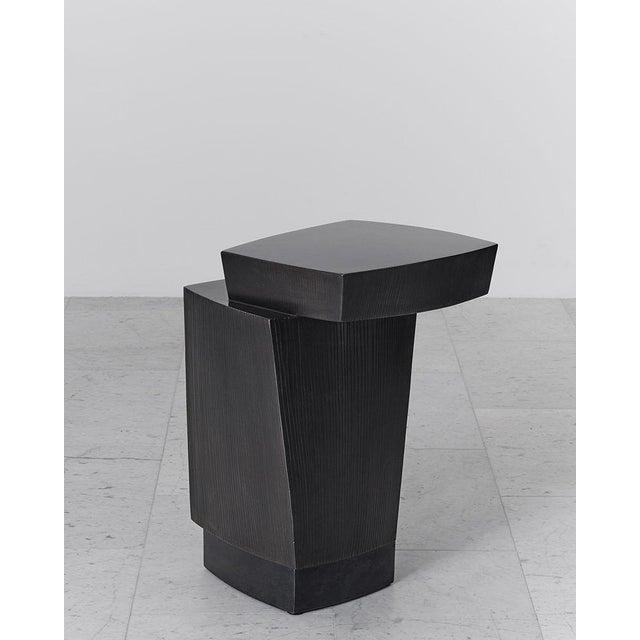 Metal Gary Magakis, Ledges 3 Side Table, USA, 2016 For Sale - Image 7 of 7