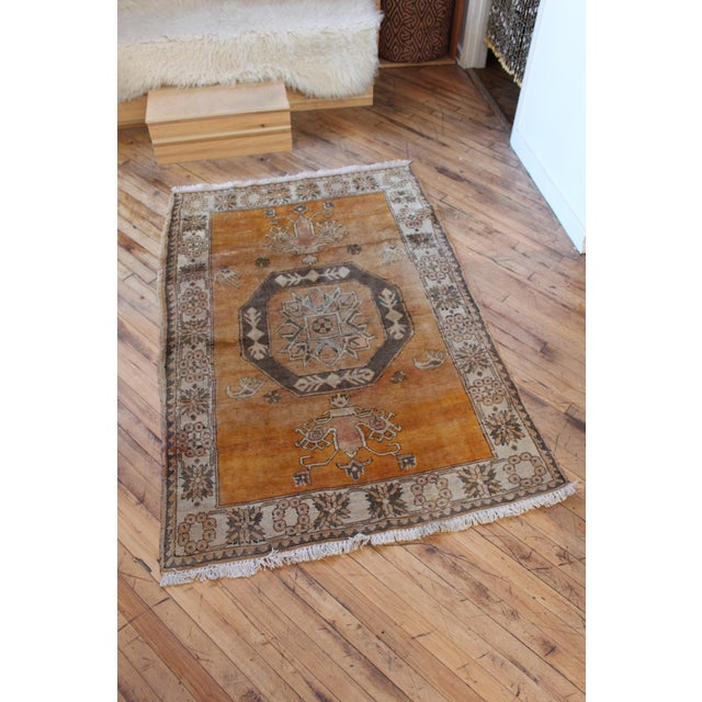 Turkish Hand Knotted Family Rug - 3′10″ × 5′9″ - Image 2 of 7