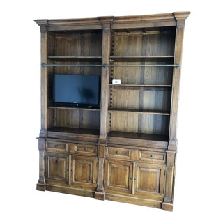Lillian August Prince William Library Bookcase For Sale