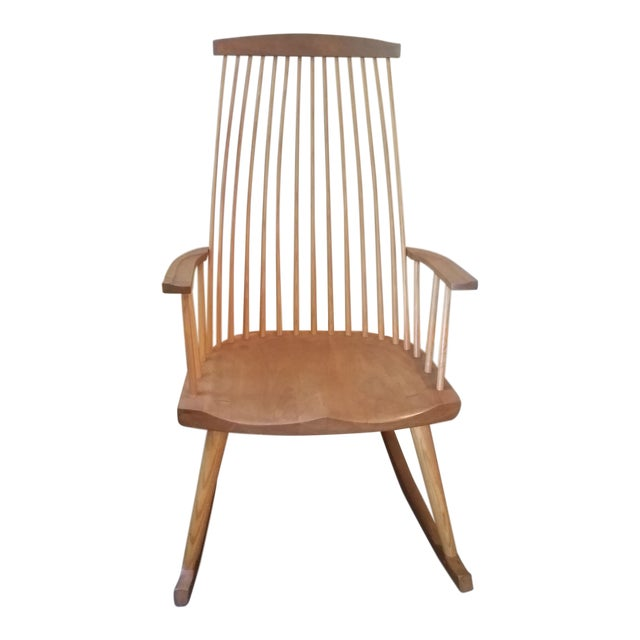 Thomas Moser Rocking Chair For Sale