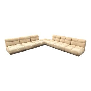 1970s Vintaeg Mario Bellini Camaleonda Style Modular Sofa For Sale