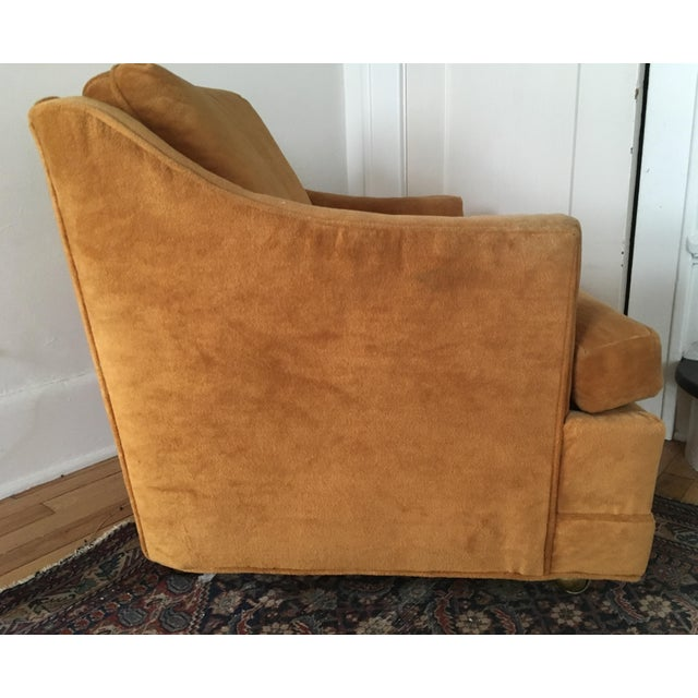 Contemporary Kroehler Mid-Century Club Chair For Sale - Image 3 of 7