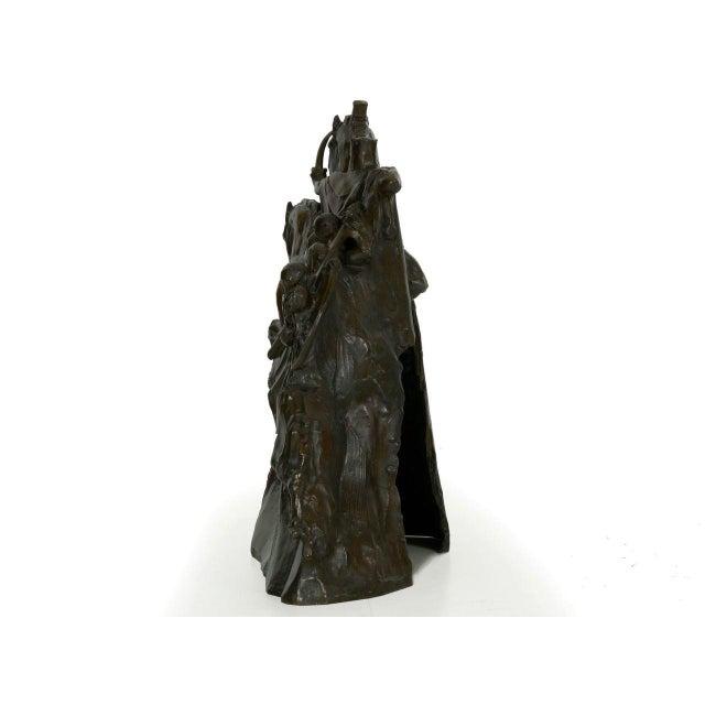 "Lee Oscar Lawrie ""The Four Horsemen of the Apocalypse"" Bronze Sculpture by Lee Oscar Lawrie (German/American, 1877-1963) For Sale - Image 4 of 13"