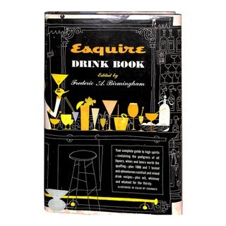 Esquire Drink Book For Sale
