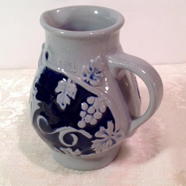 Mid-Century Modern Peter Meyer Wine Pitcher - Image 9 of 9