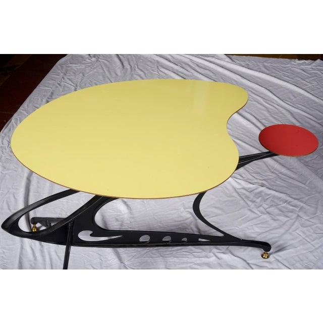Italian 1950s low table.
